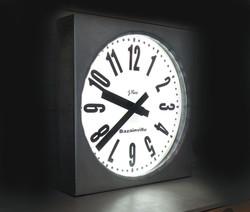 horloge XXL extérieur