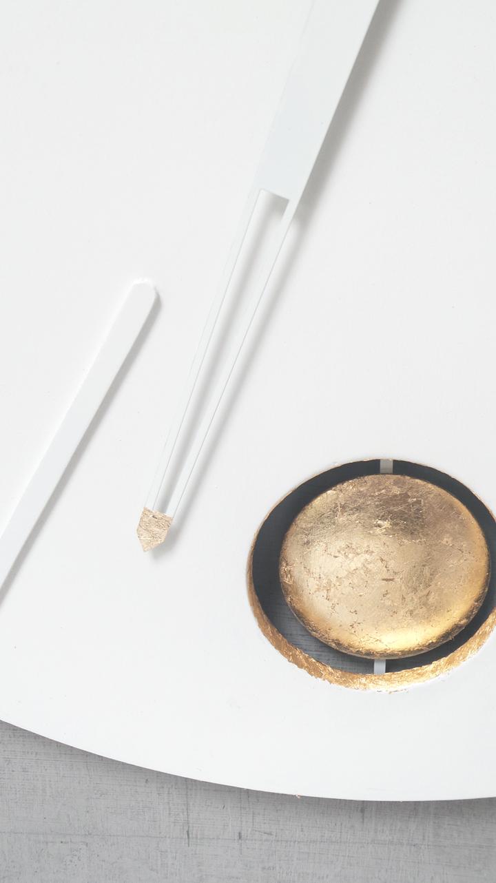 horloge jeanne Petit BlancCBlanc balancier-2