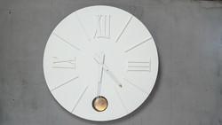 horloge jeanne Petit BlancCBlanc bal