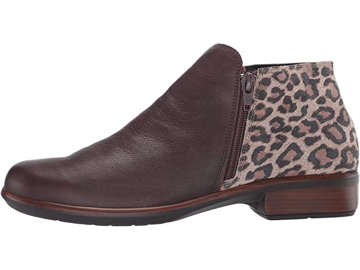 Helm Cheetah Suede/Soft Brown