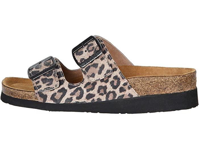 Santa Barbara Cheetah Suede