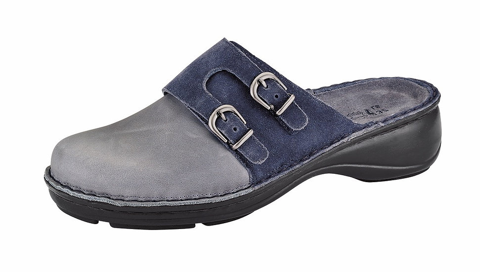 Leilani Vintage Slate/Midnight Blue