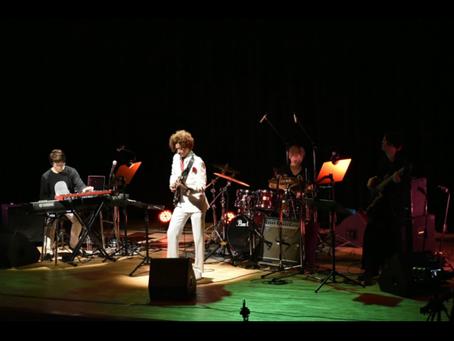 Guruw 1st Full Album「initiations」リリース記念コンサート2020 in なかのZERO小ホール、おかげさまで大盛況にて終了!