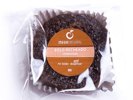 Bolo Chocolate (Recheio de Chocolate)