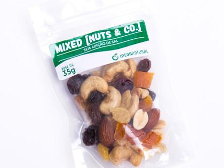 Mixed Nuts Premium