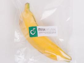 Fruta Higienizada - Banana