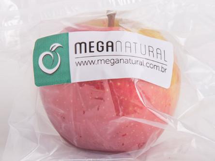 Fruta Higienizada - Maçã