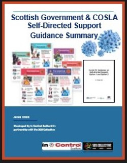 SDS Covid -19 Easy Read Guidance