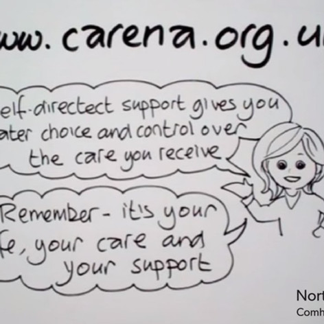 Self Directed Support in North Ayrshire
