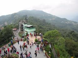 Tashi view point - Gangtok