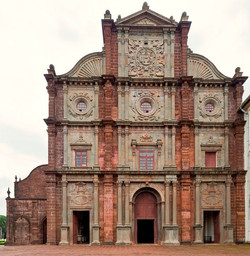 Goa Basilica_BomJesus_Main
