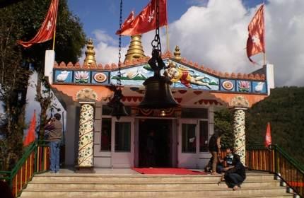 Hanuman Tok Darjeeling