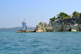 Andaman lighthouse