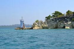 Andaman lighthouse
