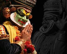 Amazing Kerala kathakali Dance Form Phot