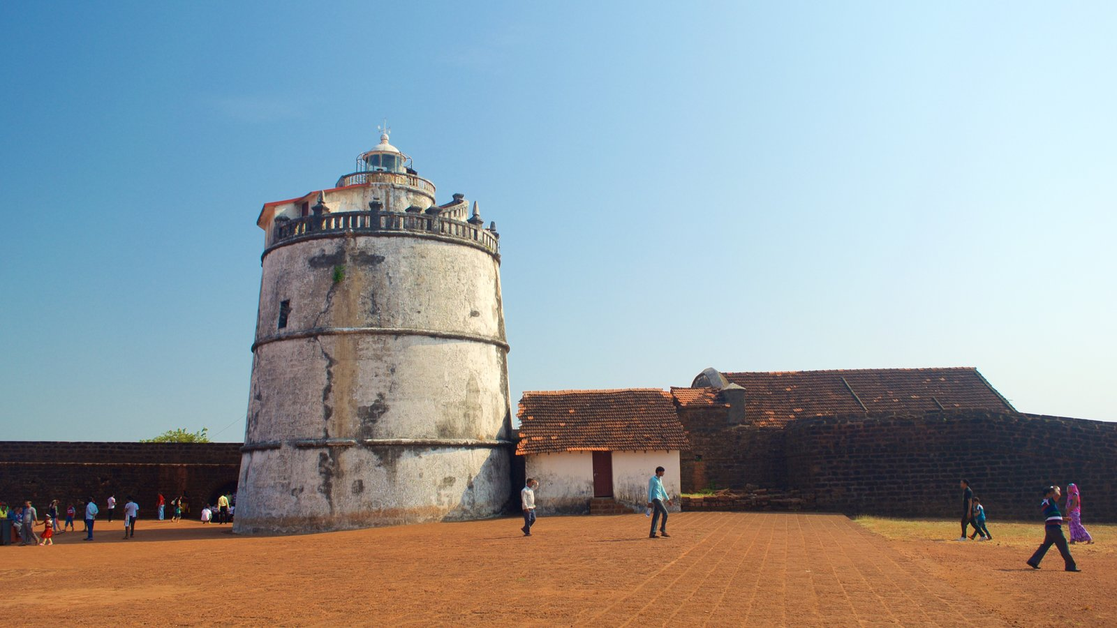 Goa Fort Aguda