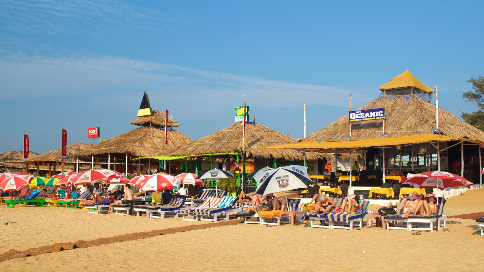 Goa Baga-Beach