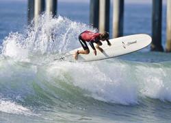 Water surfing