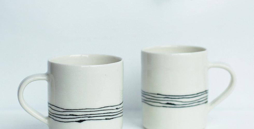 Big Stripy Mug