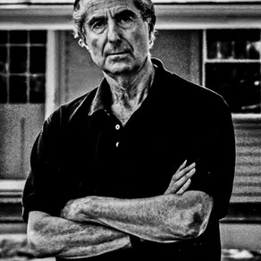"""Philip Roth: """"Her kitaba bir amatör olarak başlıyorsunuz."""""""