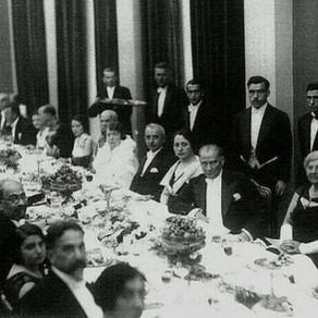 Geç Osmanlı Erken Cumhuriyet Seçkinin Sofra Adabı