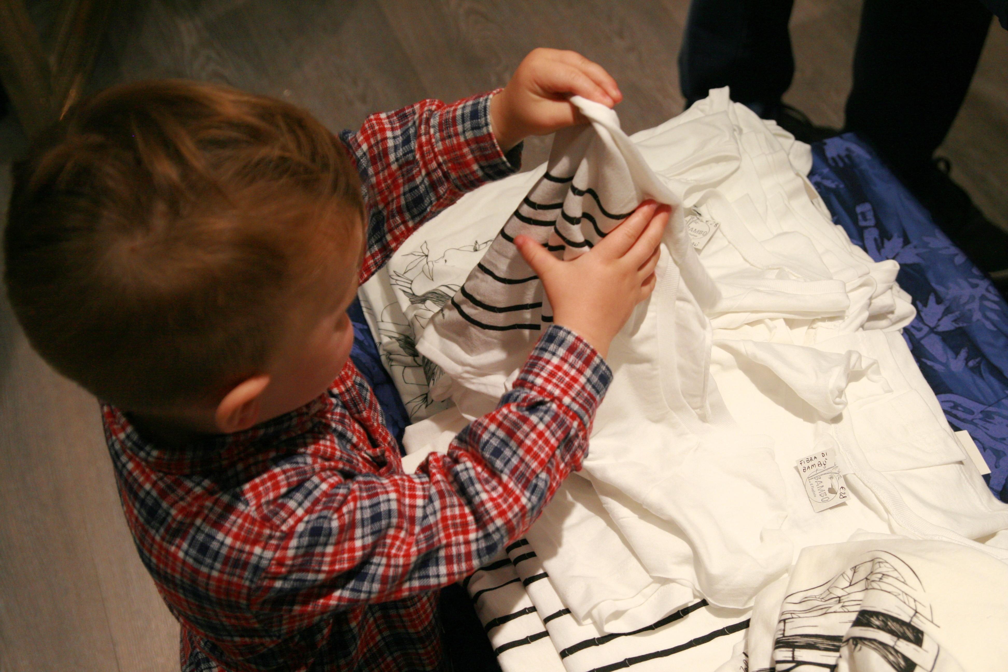 T-shirts artistiche