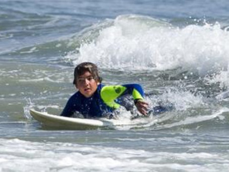 Middle school student wants to start a surf class, and he isn't taking no for an answer