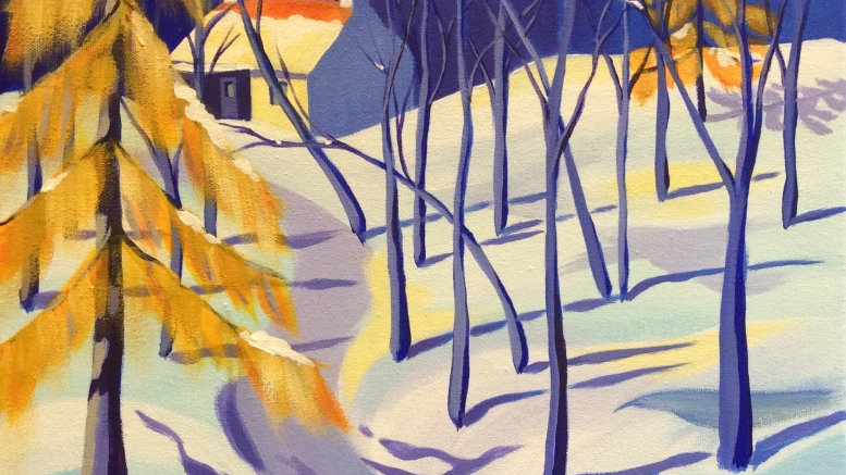 A Rothiemurchus Winter