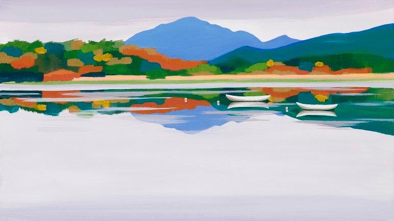 Autumn Loch Insh