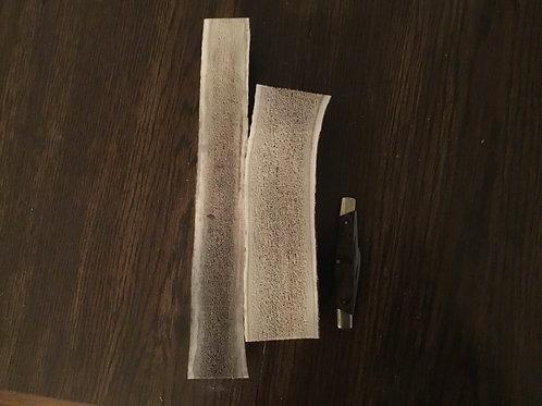 Medium Large split antler $25  (one piece)