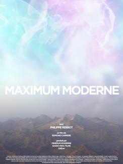 MAXIMUM MODERNE