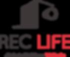 logo reclife - jeremie malfitano - videaste