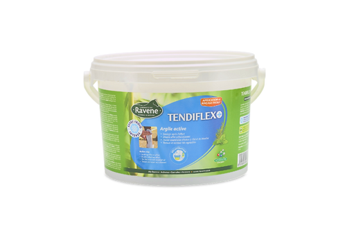 TENDIFLEX+, argile