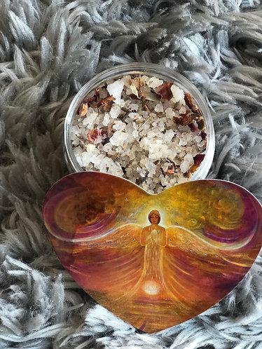 Angelic Healing Salt Bath