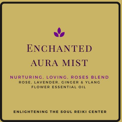 Enchanted Aura Mist Spray