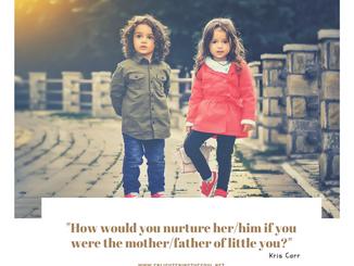 Nurturing & Re-parenting your inner child