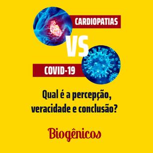 Cardiopatias vs. COVID19