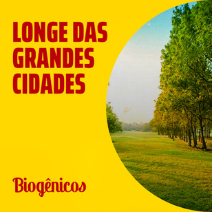 LONGE DAS GRANDES CIDADES