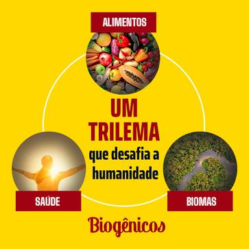 Saúde x Planeta x Alimentos