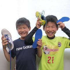 小学サッカー選手 N兄弟