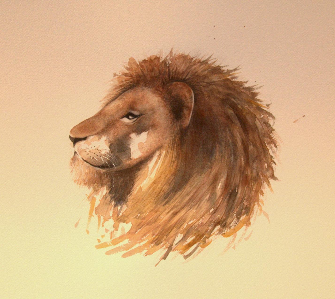 Eveline's Lion