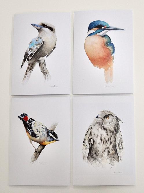 Greeting Cards (pack of 4 cards and envelopes)