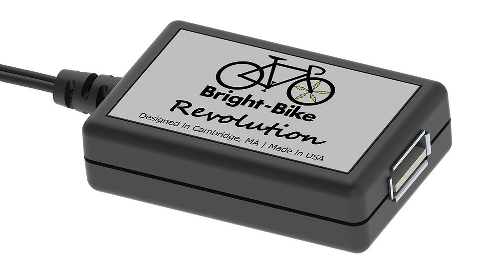 Sinewave Cycles Revolution Dynamo to USB charger