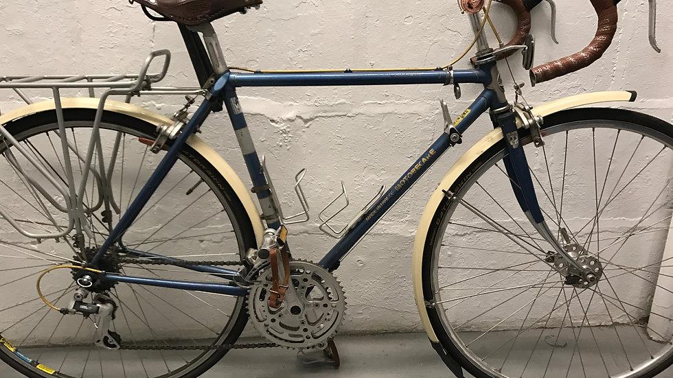 Vintage Motobecane Touring bike rebuild
