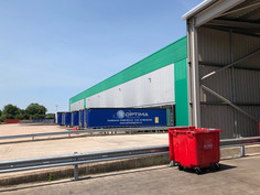 A Former Prologis Building which was purchased by Cabot
