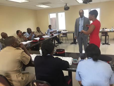 Police Prosecution Training - The Bahamas