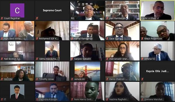 Guyana court livestream.JPG