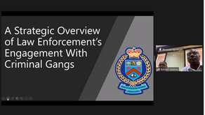 Gang Investigation and Prosecution Workshop - Eastern Caribbean and Guyana
