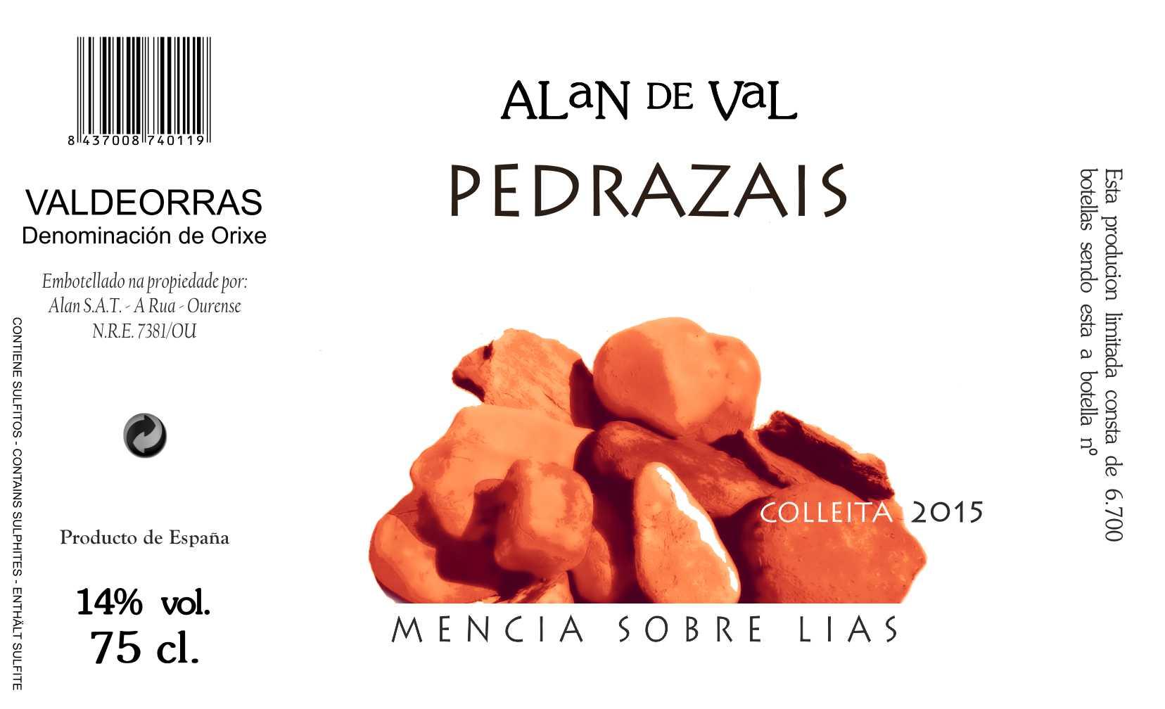 PEDRAZAIS MENCIA LIAS 2015