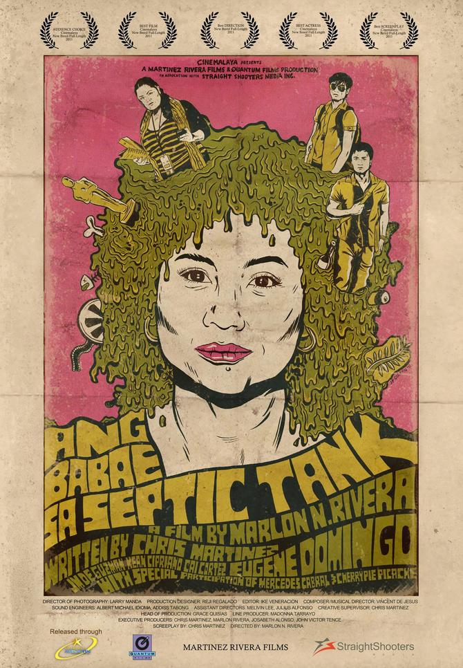Mga Babae sa Septic Tank (Women in the Septic Tank)